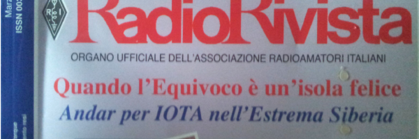 radio rivista