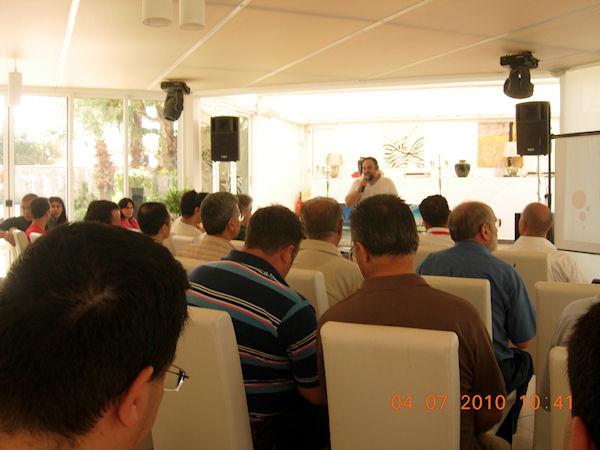 Buona partecipazione al Meeting
