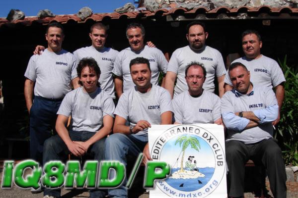 IQ8MD/P Dino Isl.