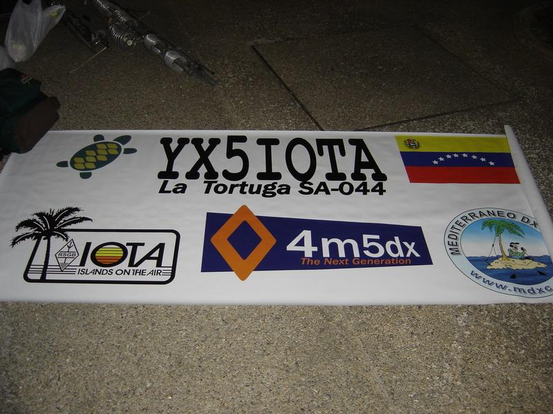 Banner YX5IOTA