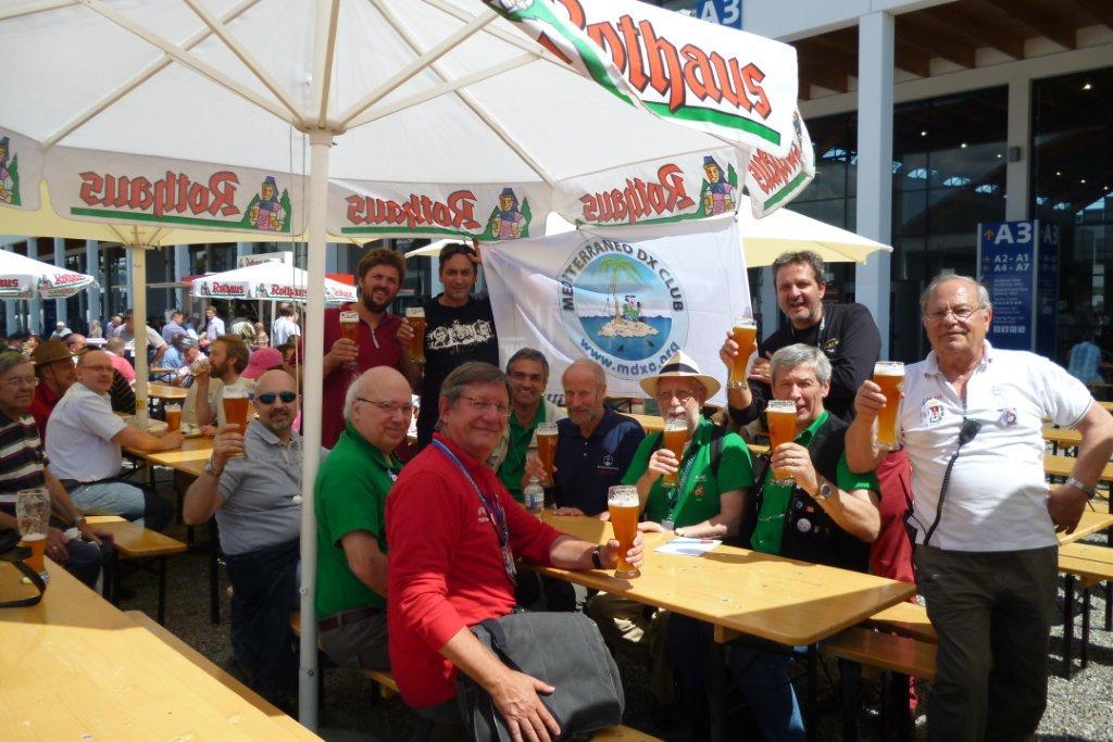 Ham Radio Friedrichshafen 2012