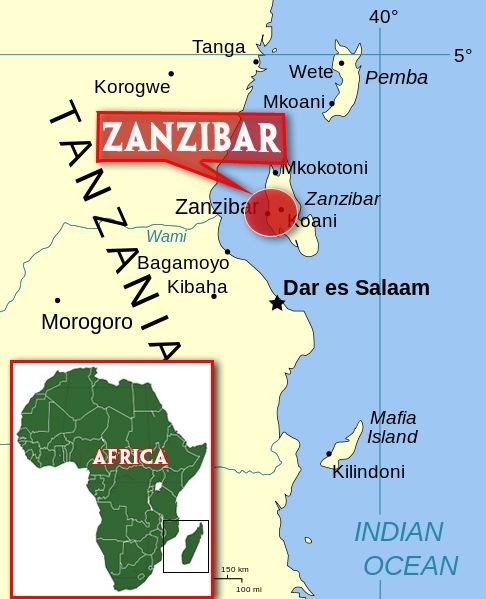 5i0dxdxpedition to zanzibar island mediterraneo dx club posted gumiabroncs Gallery
