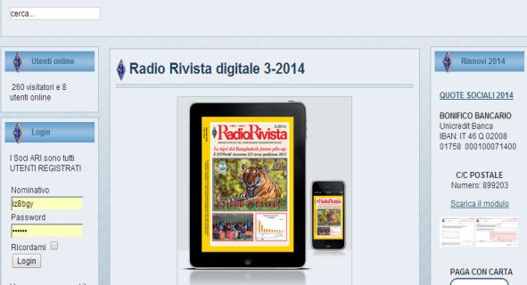 radio rivista